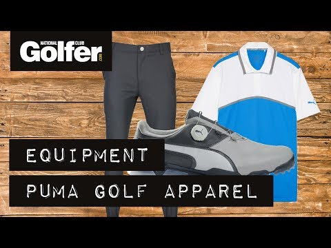 Review: Puma golf clothing and shoes