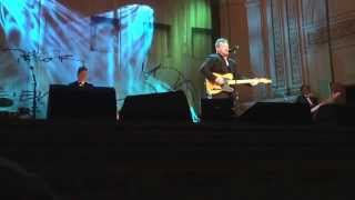 John Mellencamp Carnegie Hall - Troubled Man - 4/20
