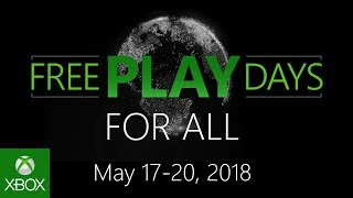 Trailer Free Play Days For All