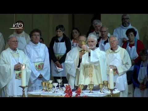 Lourdes : l'université de la solidarité et de la diaconie