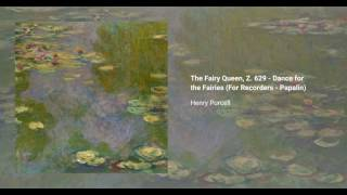 The Fairy Queen, Z.629