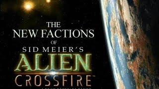 Sid Meier's Alien Crossfire - The New Factions (Audio Blurbs, Pictures & Bonuses)