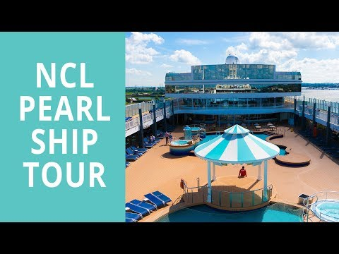 Tour Norwegian Pearl | Norwegian Cruise Line | Iglu Cruise