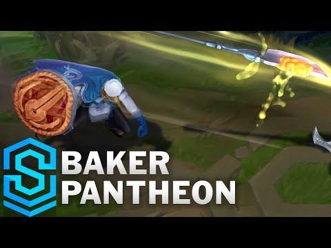 Pantheon Thợ Làm Bánh