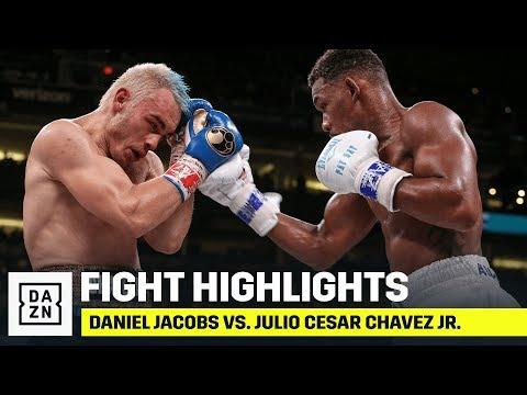 HIGHLIGHTS Daniel Jacobs vs Julio Cesar Chavez Jr