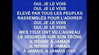 OUI JE LE VOIS   Marcel Boungou & Hosanna A'Live Music
