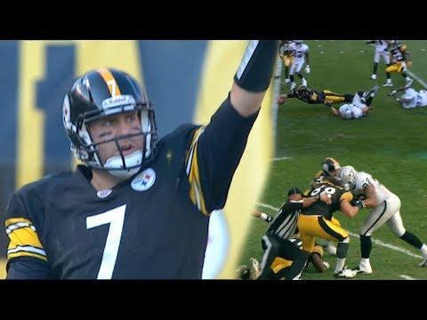 Raiders Vs Steelers 2010