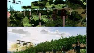 Grand Theft Auto V - Confronto con San Andreas