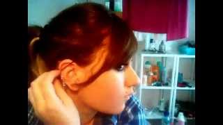 Selfmade Industrial Piercing TutoriaL