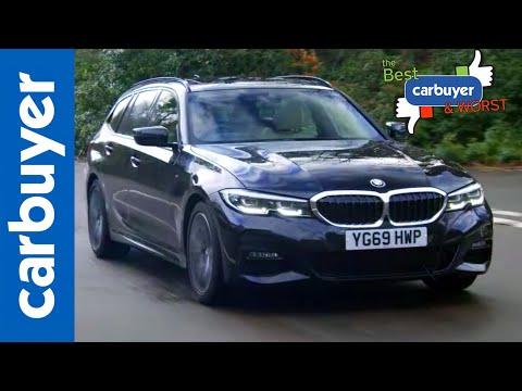 External Review Video ftke4JkY_es for BMW 3 Series Sedan (G20) & Touring (wagon, G21)