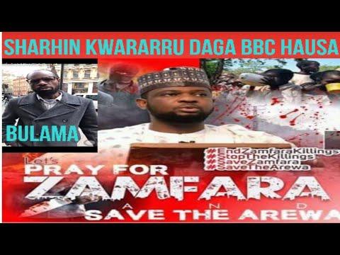 Sharhin Kwararru Na BBC Hausa Kan Kashe Kashen Zamfara