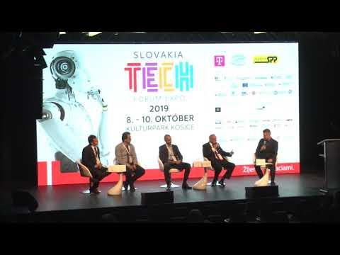 Panelová diskusia-TelcoTech: 5G je za dverami. Čo nám prinesie (a čo zoberie)?