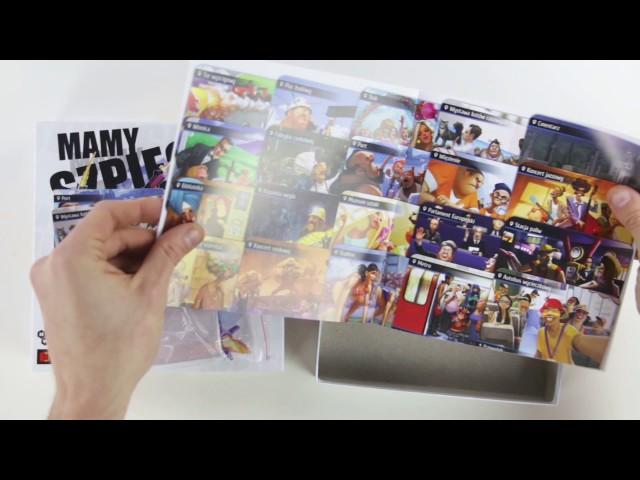 Gry planszowe uWookiego - YouTube - embed ftlQ5L7OB9M