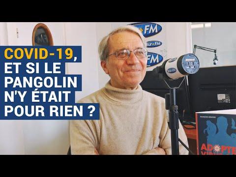 [AVS] Covid-19, et si le pangolin n'y était pour rien ? - Dr François Moutou