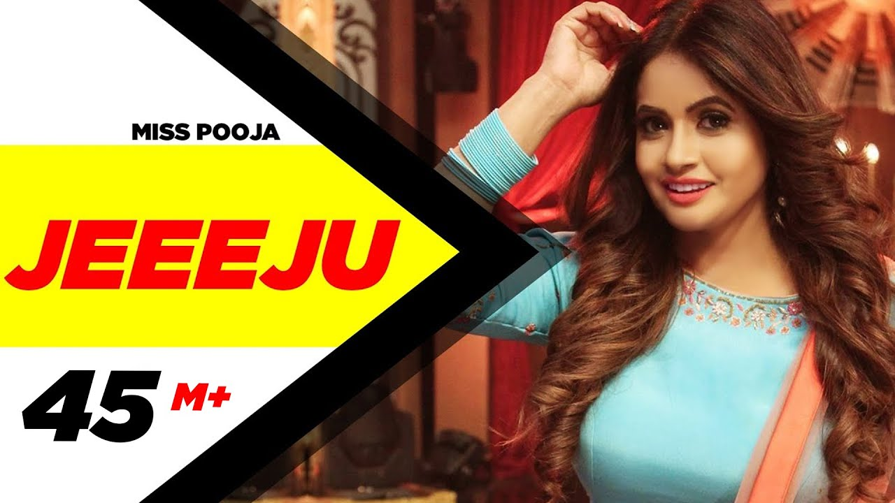 Jeeeju Full Video Song HD | Miss Pooja | Latest Punjabi Song 2017