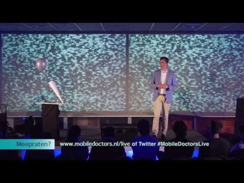 Mobile Doctors Live! met Egge van der Poel [Big Data]