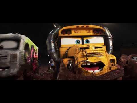 Carros 3, da Disney•Pixar - Apresentamos a Menina Fritter