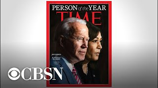 Why Time chose Joe Biden and Kamala Harris as its 2020 Person of the Year
