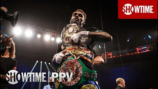 Jermell Charlo's Night Unifying The 154-lb Division | SHOWTIME BOXING PPV