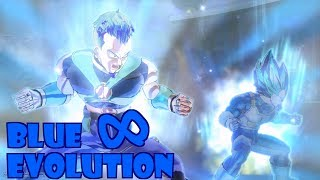 TUTORIAL SSB EVOLUTION INFINITO | Dragon Ball XENOVERSE 2