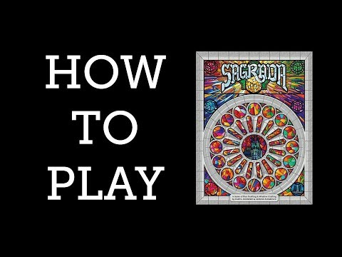 How to Play - Sagrada