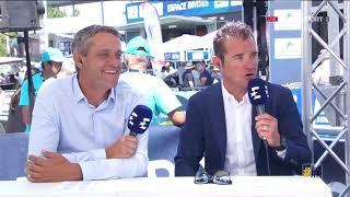 À peine nommé manager de l'équipe de France, Voeckler pense déjà aux prochaines échéances
