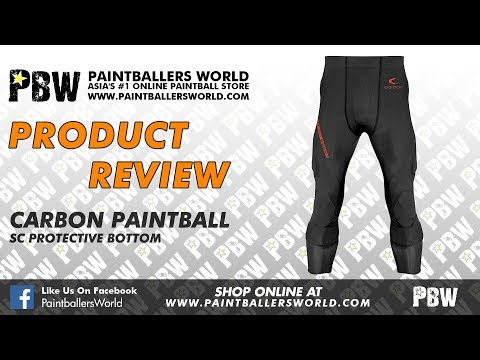 Paintballers World – Carbon Paintball SC Protective Bottom – Product Review