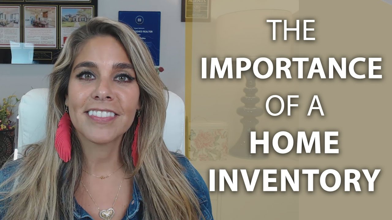 Inventory Your Home