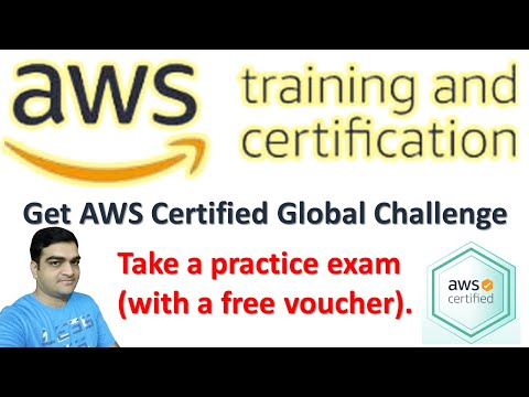 AWS Certified Global Challenge 2020 | Get AWS Cloud Practitioner ...