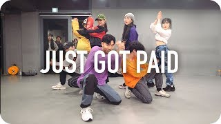 Gambar cover Just Got Paid - Sigala, Ella Eyre, Meghan Trainor ft. French Montana / Jinwoo Yoon Choreography