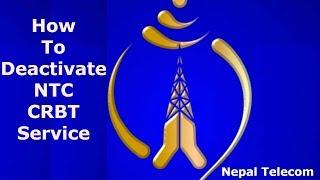 How To Activate/Deactive CRBT Service On NTC || हेर्नुस कसरि हटाउने CRBT सर्विस ||