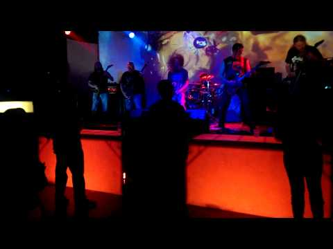 Kurgan LIVE @ The Rock Shop Fayetteville, NC *NEW SONG* - Stabbed In The Face