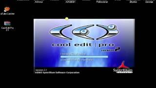 Descargar Cool Edit Pro Portable (BY Kamilo Ramirez).wmv