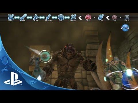 Natural Doctrine -- Adapt to Survive Trailer   PS4, PS3, PS Vita thumbnail