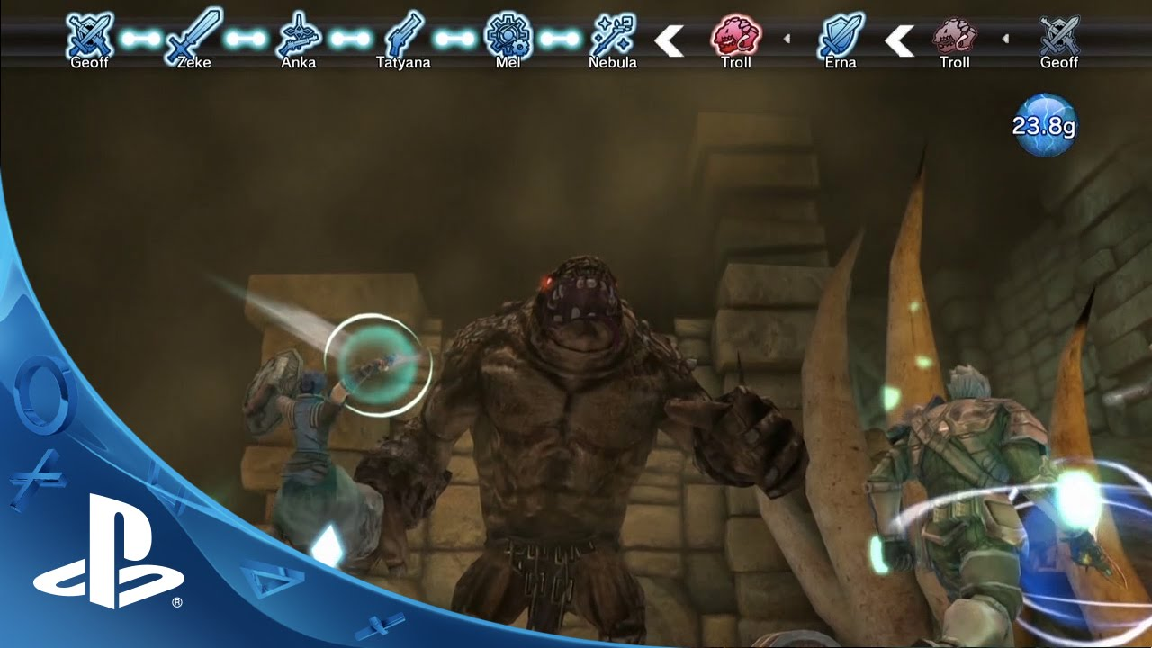 Adapt to Survive in Natural Doctrine on PS4, PS3, PS Vita