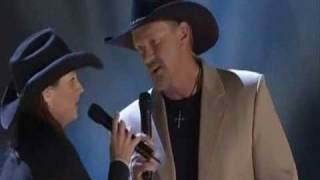 """Terry Clark & Trace Adkins - """"After The Fire Is Gone"""""""