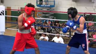 WBC Amateur - Karlos Balderas vs. Anthony Zavala