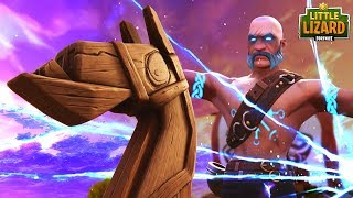 RAGNAROK HAS ARRIVED (TIER 100 SKIN)! * NEW SEASON 5 *Fortnite Short Film