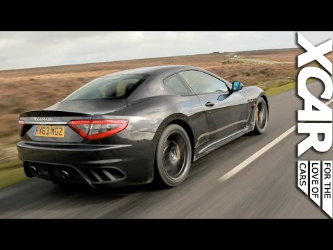 Maserati GranTurismo MC Stradale: Why You Should Pick One Over A Ferrari - XCAR