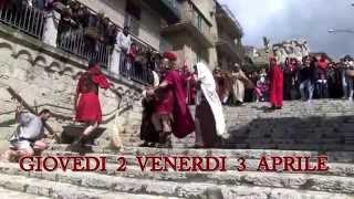 preview picture of video 'LA PASSIONE DI GESU' A CIANCIANA'