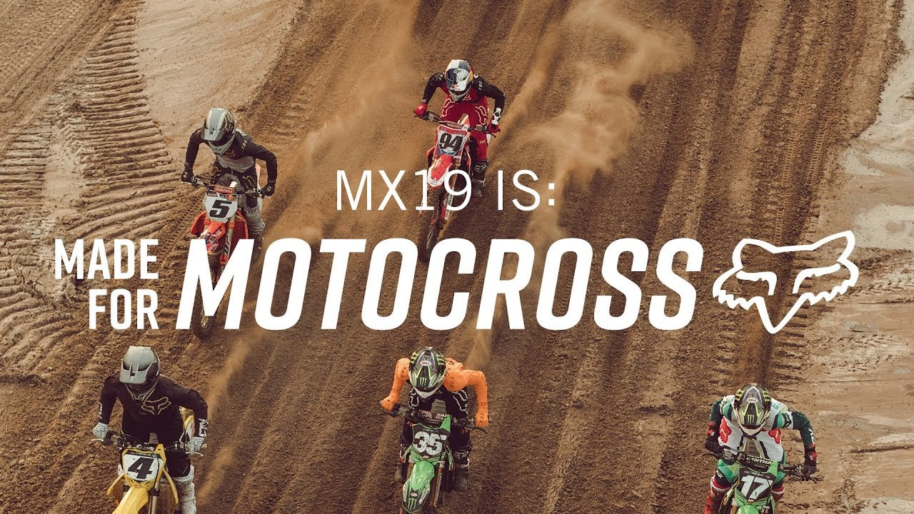 FOX MX19 LAUNCH