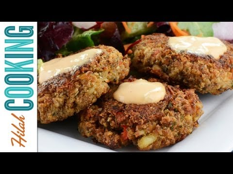 How To Make Crab Cakes | Hilah Cooking