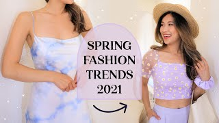 12 Fashion Trends to Watch Out For in 2021