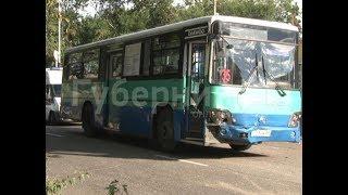 Двое детей и женщина пострадали в аварии с хабаровским автобусом. Mestoprotv
