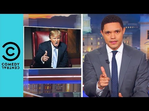 Trump's Firing Rampage Continues | The Daily Show With Trevor Noah