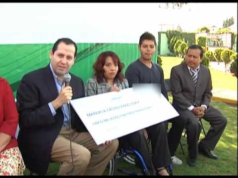 Mexicaanse reportage over winnaar Wereldkampioenschappen rolstoeldansen in Cuijk
