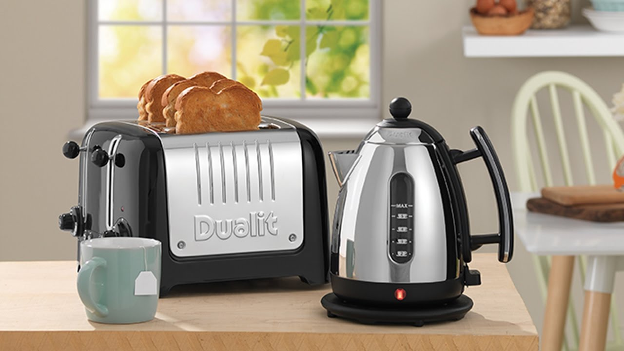 Dualit s Lite Toasters and Kettles