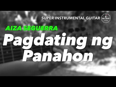 Pagdating ng panahon guitar instrumental tabs