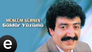 Güldür Yüzümü (Müslüm Gürses) Official Audio #güldüryüzümü #müslümgürses - Esen Müzik