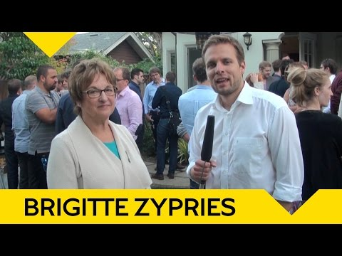 Was Brigitte Zypries im Silicon Valley erlebt hat